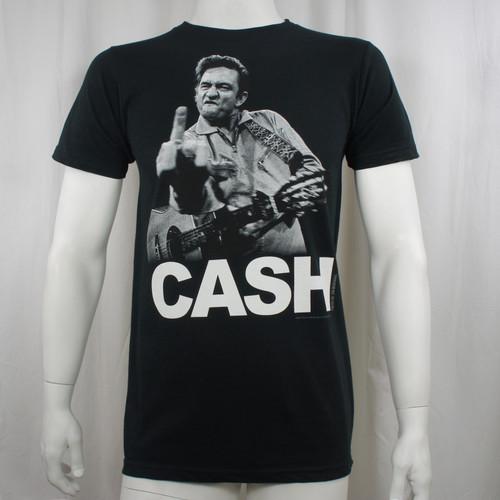 Jonny Cash T-shirt - The Bird