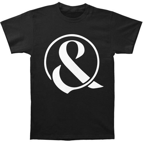 OF MICE AND MEN Ampersand Logo T-Shirt