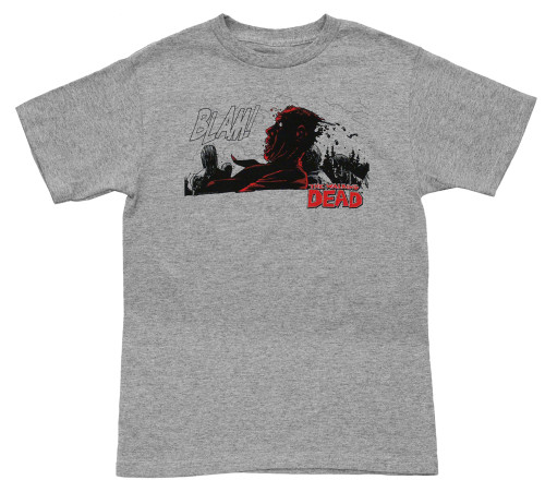 The WALKING DEAD COMIC Zombies The Blam T-Shirt