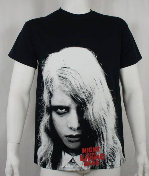 Night Of the Living Dead Karen Cooper Kyra Zombie Face T-Shirt