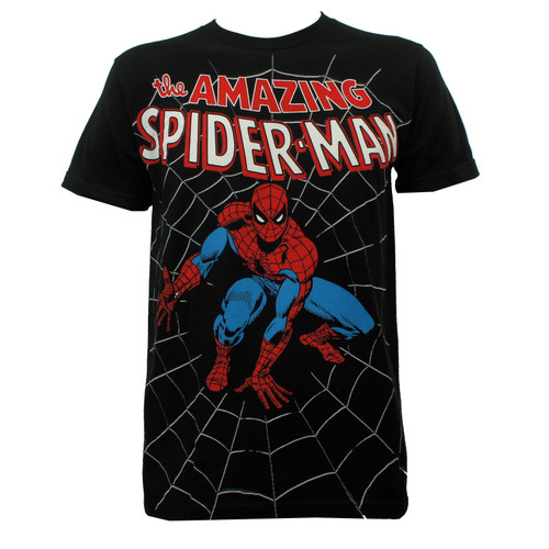 The Amazing Spider-Man Classic Pose T-Shirt