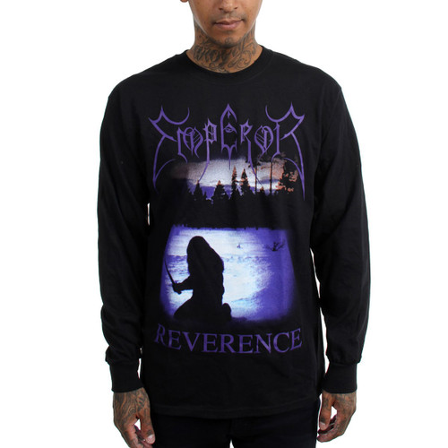 EMPEROR Reverence EP Long Sleeve Shirt