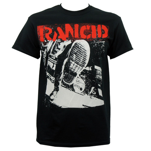 Rancid Boot T-Shirt