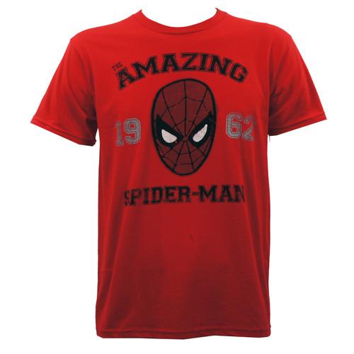 Marvel Spiderman Back To School Slim Fit T-Shirt