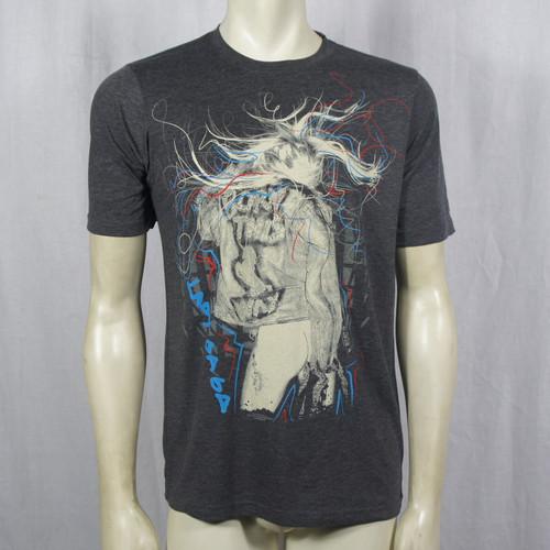 Lady Gaga T-Shirt - Scribbles