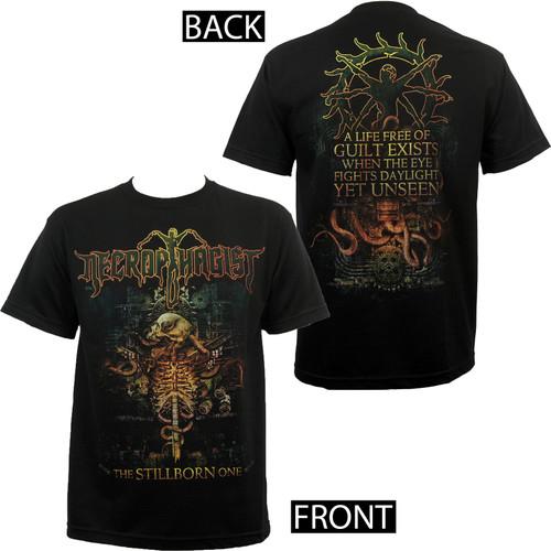 Necrophagist The Stillborn One T-Shirt