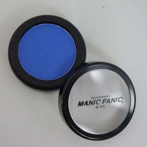 MANIC PANIC Pressed Powder Eye Shadow Matte VOODOO BLUE Vamp