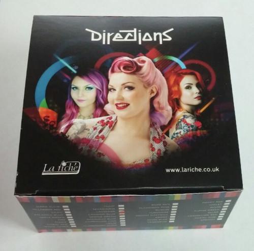 LA RICHE Directions 4 Pack Hair Dye
