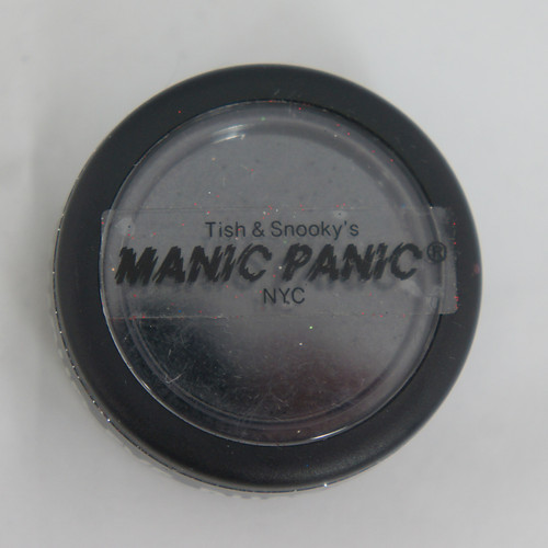 MANIC PANIC GLITTER JEWELS Rave Body Hair Fine Micro Glitter BLACK MAGIC