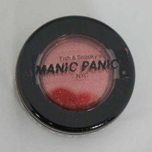 MANIC PANIC GLITTER JEWELS Eye Body Micro Glitter Powder RUBY SLIPPERS RED