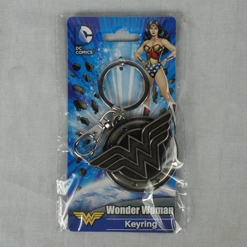 DC Comics WONDER WOMAN Hero Logo Key ring Key chain