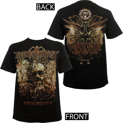 Necrophagist Diminished T-Shirt