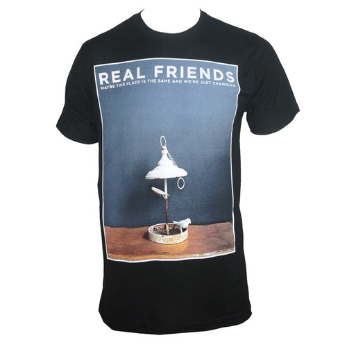 Real Friends Maybe Maybe This Place Is The Same...T-Shirt