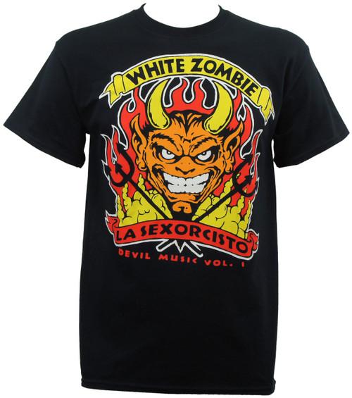 White Zombie Devil's Music T-Shirt