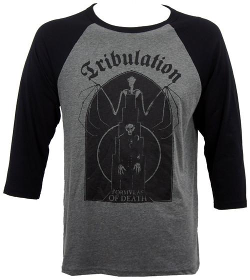 Tribulation Bat Raglan T-Shirt