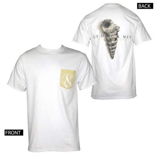 Of Mice & Men Shell Pocket T-Shirt