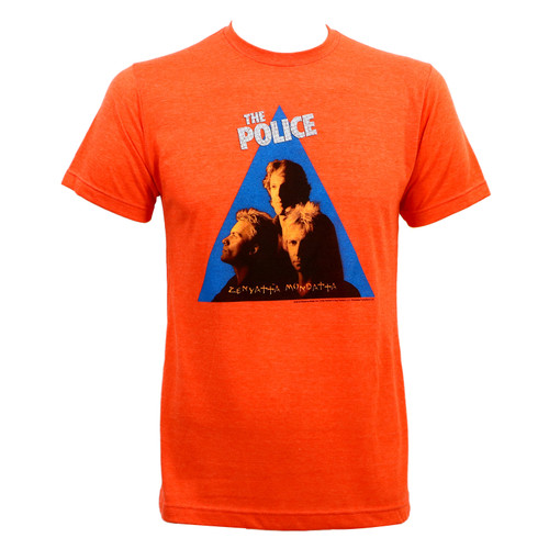 The Police Zendatta Mondatta Slim-Fit T-Shirt