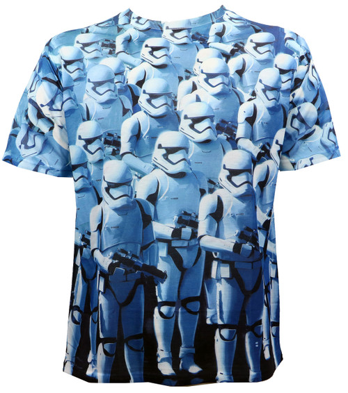 Star Wars True Person Set Sublimated T-Shirt