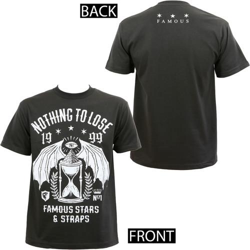 Famous Stars & Straps Flying T-Shirt