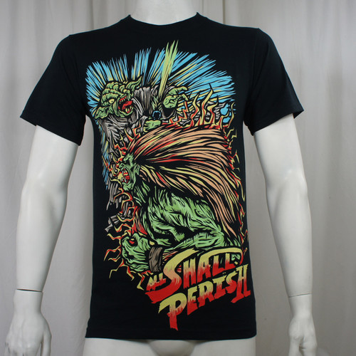 All Shall Perish T-Shirt - Street Fighter