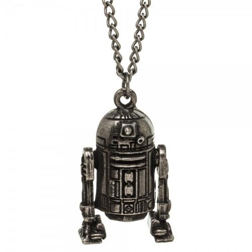 Star Wars R2-D2 Necklace Pendant