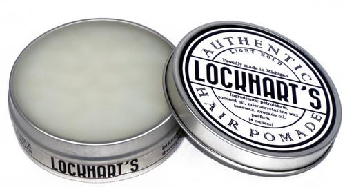 Lockhart's Light Hold Hair Pomade 4oz