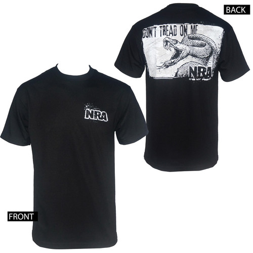 NRA T-Shirt - Bite Ya