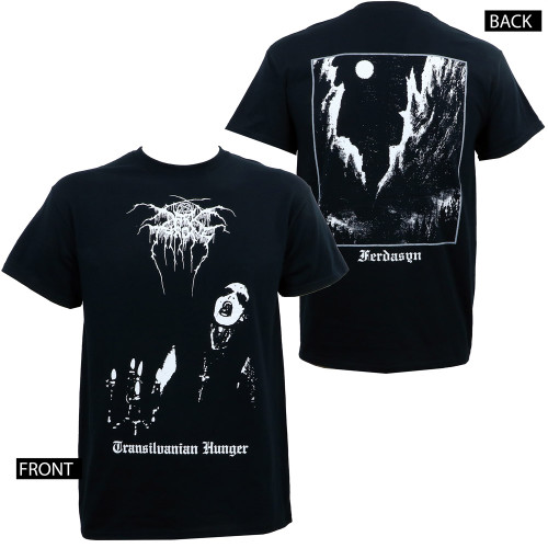 Darkthrone Transilvanian Hunger T-Shirt