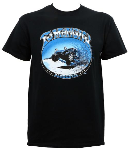 Fu Manchu Daredevil T-Shirt