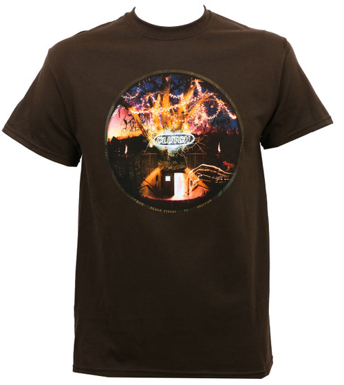 Clutch From Beale Street To Oblivion T-Shirt