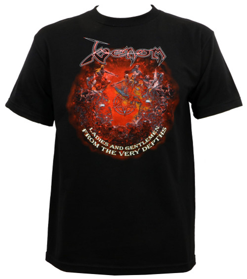 Venom Ladies And Gentlemen T-Shirt