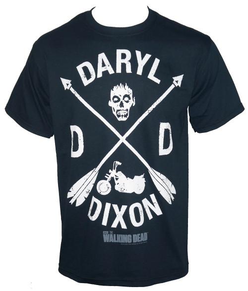 The Walking Dead T-shirt - Arrow Dixon