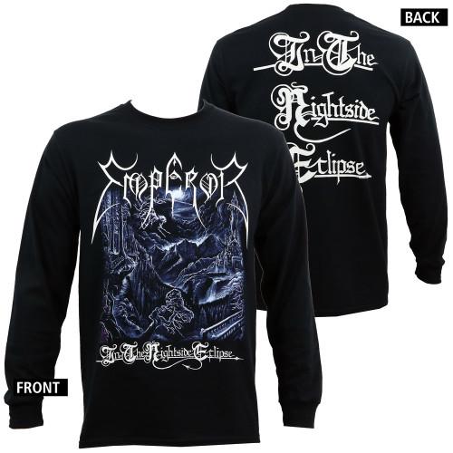 Emperor In The Nightside Eclipse Longsleeve T-Shirt