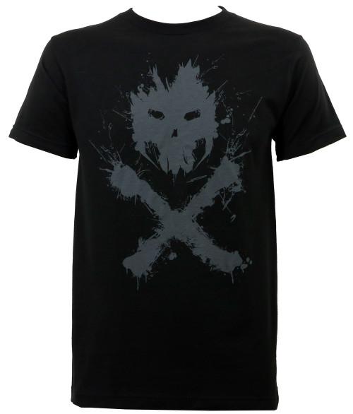 Marvel Civil War Crossbones Logo Slim Fit T-Shirt