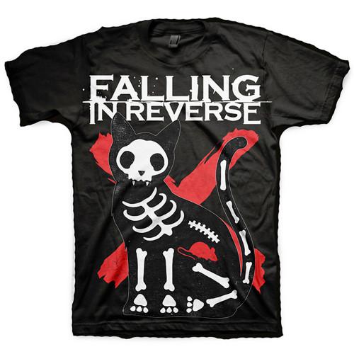 Falling in Reverse Cat X-Ray Slim-Fit T-Shirt