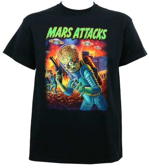 Mars Attacks UFO's Attack T-Shirt