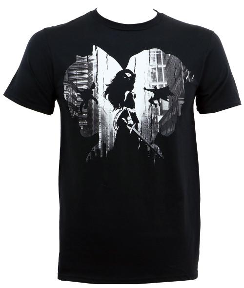 DC Comics Dawn Of Justice 2 Faced T-Shirt