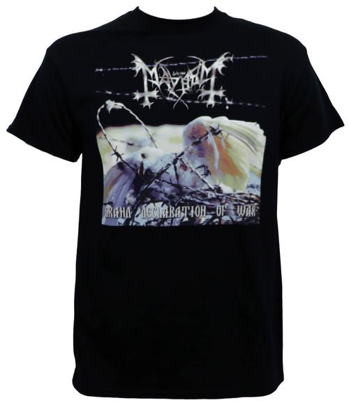 Mayhem Grand Declaration of War T-Shirt