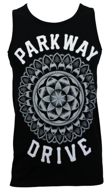 Parkway Drive Mandala Tank Top Shirt