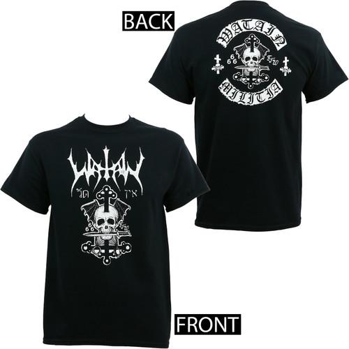 Watain Death's Head T-Shirt