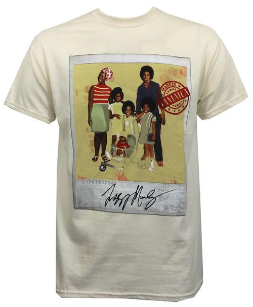 Ziggy Marley Family Portrait T-Shirt