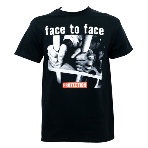 Face to Face Prison Bars T-Shirt