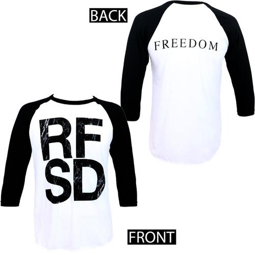 Refused RFSD Freedom Raglan T-Shirt