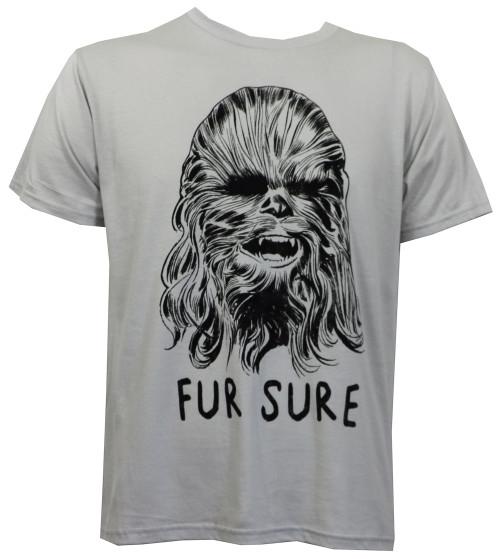 Star Wars Fur Sure Slim-Fit T-Shirt