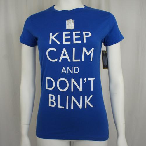Doctor Who Juniors Keep Calm T-Shirt