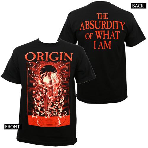 Origin Absurdity of What I Am T-Shirt