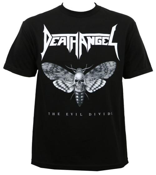 Death Angel Evil Divide Moth T-Shirt