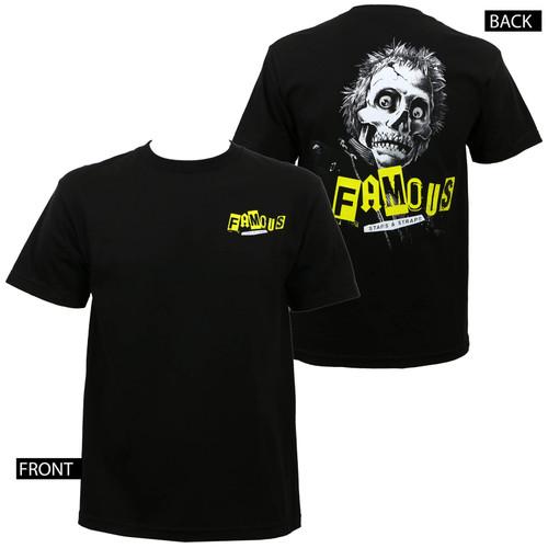Famous Stars & Straps Wanna Destroy T-Shirt Black