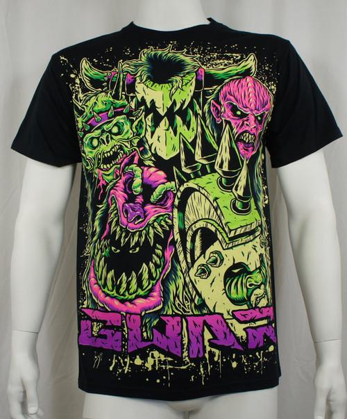 GWAR T-Shirt - Faces