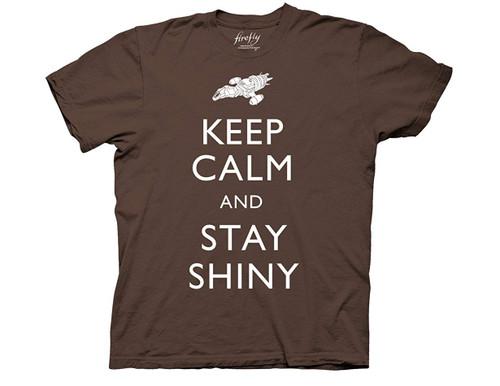 Firefly T-Shirt - Keep Calm and Firefly